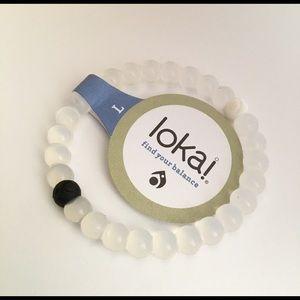 Classic Clear Lokai (many sizes)